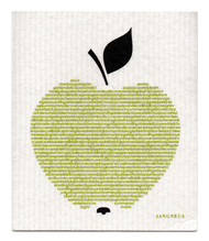 Jangneus Swedish dishcloth, Big Apple, 100% biodegradable