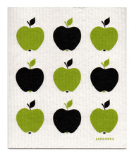Jangneus Swedish dishcloth, Small Apples, 100% biodegradable
