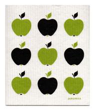Jangneus Swedish dishcloth, Small Apples, 100% biodegradable