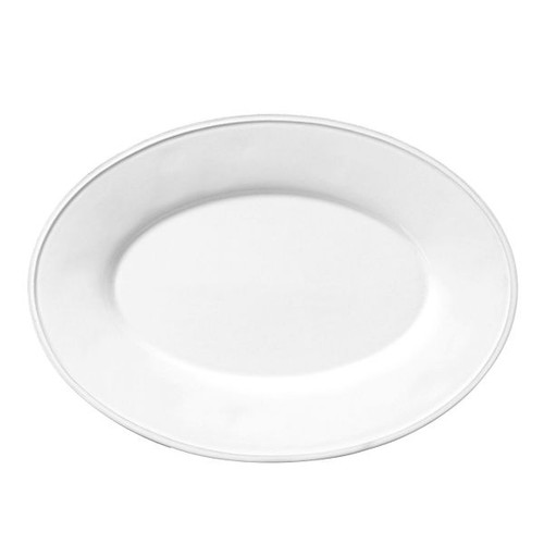 Serving Platter - Constance - White - Small from Côté Table