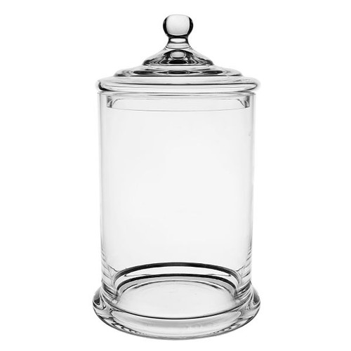 Glass Jar with Lid - Medium - CíÇtí© table
