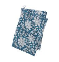 Contemporary High Quality Kitchen Towel - Lakhsmi - Dusty Blue