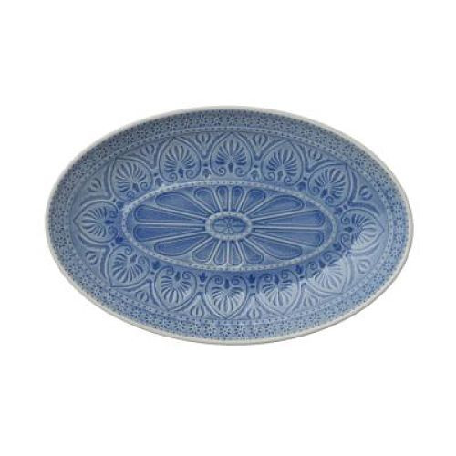 Oval Dish - Blue Sky - Medium from Bungalow