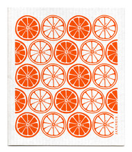 Swedish Dishcloth - Citrus - Orange