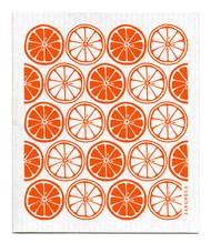 Swedish Dishcloth - Citrus - Orange