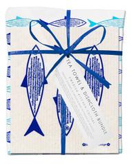 Bundle - Fish - Blue