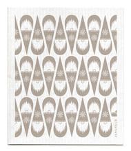 Swedish Dishcloth - Tomte Small - Grey