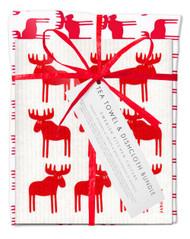 Bundle - Moose - Red