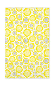Swedish Kitchen Towels - Sunflower - Yellow