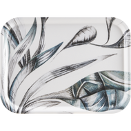 Decorative tray from Ary Home Sweden. Botanical