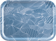 Decorative tray from Ary Home Sweden. Japanese Landscape Ocean.