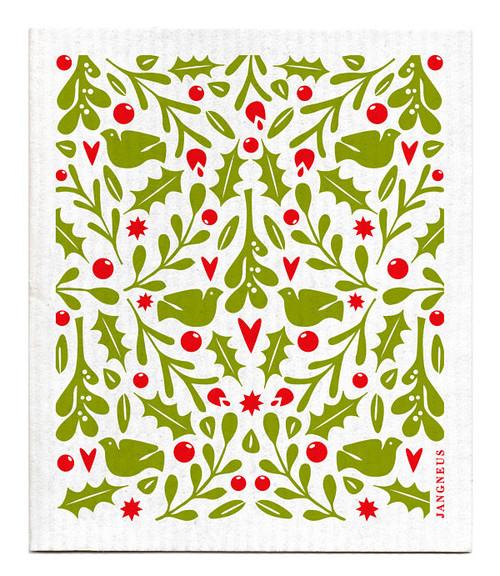Swedish dishcloths - Holly