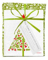 Bundle - Dala - Green with Christmas tree