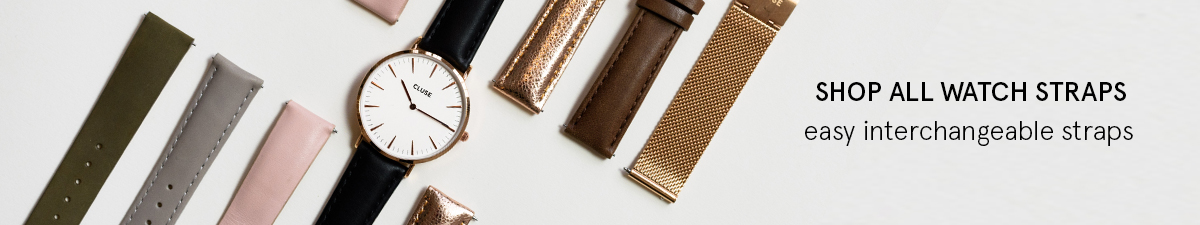 Shop All Cluse Watch Straps