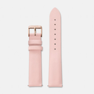 Cluse 18mm Watch Strap Pink/Rose Gold