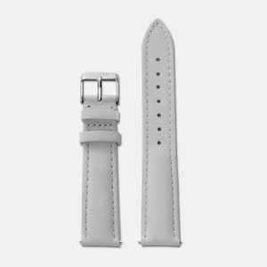 Cluse 18mm Watch Strap Grey/Silver