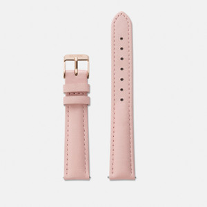 Cluse 16mm Watch Strap Pink/Rose Gold