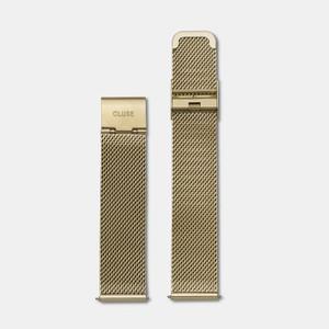 Cluse Minuit Strap Mesh Gold CS1401101029