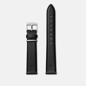 Cluse La Garconne Watch Strap Black/Silver CLS601
