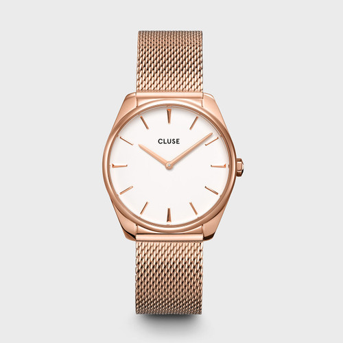 Feroce Rose Gold White/Rose Gold Mesh CW0101212002