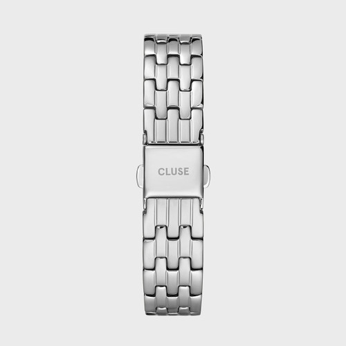 Cluse 16mm Watch Strap Silver Link CS1401101074