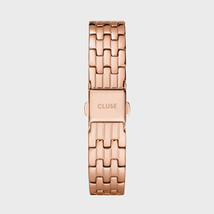 Cluse 16mm Watch Strap Rose Gold Link CS1401101076