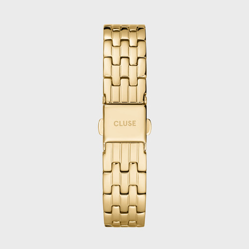 Cluse 16mm Watch Strap Gold Link CS1401101075