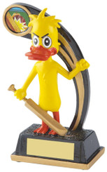 "'The Duck' Cricket Award - TW18-067-RS315 - 15cm (6"")"