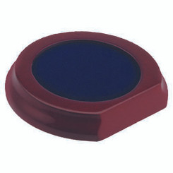Round Wooden Base - (102Mm Recess) 5.5In