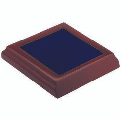 Square Wooden Base - (105Mm Sq Recess) 5.75In