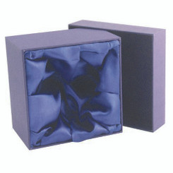 Blue Presentation Box Fits 1 Whiskey Tight