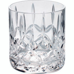 290Ml Whiskey Glass - Fully Cut 3.25In