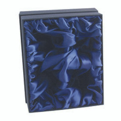 Blue Presentation Box Fits 2 Champagne