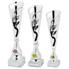 TW20-039-1231CG / Silver Sculpture Award