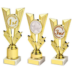 TW20-103-1109CG / Gold 1st Place Trophy