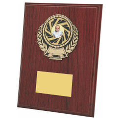 TW20-111-1310CPG / Wood Plaque Award