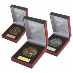TW20-131-PB130G / Luxury Case for 60mm Medal