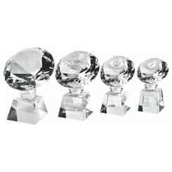 TW20-186-T.8061G / Crystal Diamond Award