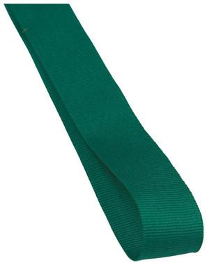 22mm Width Medal Ribbon - Green