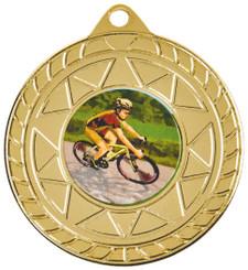 "50mm ""Star"" Sports Medals - Bronze"