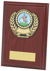 "Wood Plaque Award - 13cm (5"")"