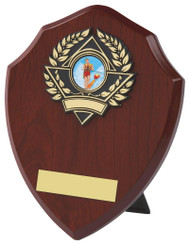 "Traditional Shield Award - 18cm (7"")"