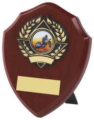 "Traditional Shield Award - 13cm (5"")"
