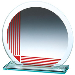 "Budget Glass Award - 13cm (5"")"
