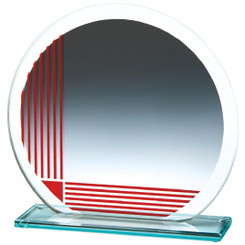 "Budget Glass Award - 15cm (6"")"