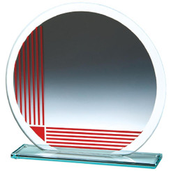 "Budget Glass Award - 17cm (6 3/4"")"