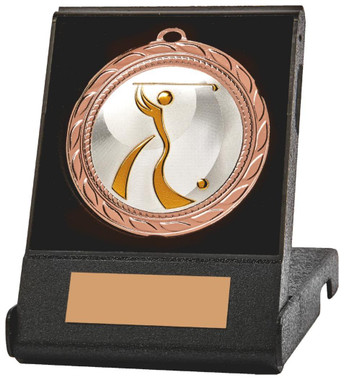 "70mm Golf Medal in Presentation Case - 70cm (27 1/2"") - TW19-170-865B"