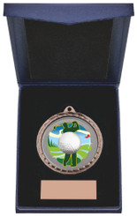 "Golf Driver Medal in Presentation Case - 60cm (23 3/4"") - TW19-171-869C"