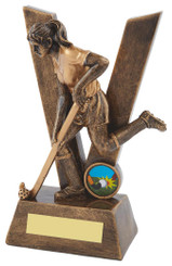 "Women's Hockey Trophy - 19cm (7 1/2"")"