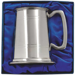Pewter Tankard in Presentation Box - 1Pt